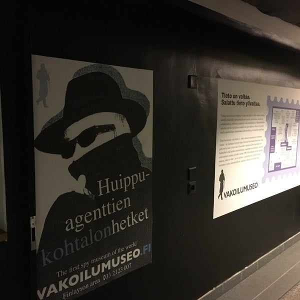 Tampere Vakoilumuseo