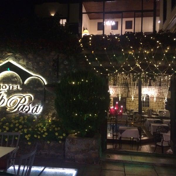 12/3/2016 tarihinde Kıymet A.ziyaretçi tarafından Alp Paşa Boutique Hotel'de çekilen fotoğraf