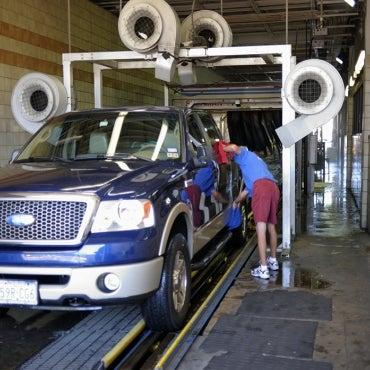 Car wash deals austin tx