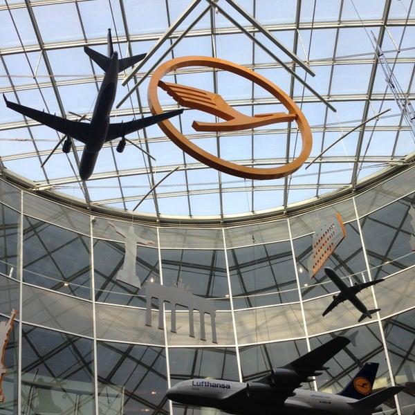 Das Foto wurde bei Frankfurt Airport (FRA) von BoB N. am 3/14/2013 aufgenommen