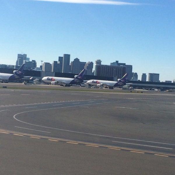 Photo taken at Gate C29 by Jini M. on 11/3/2014