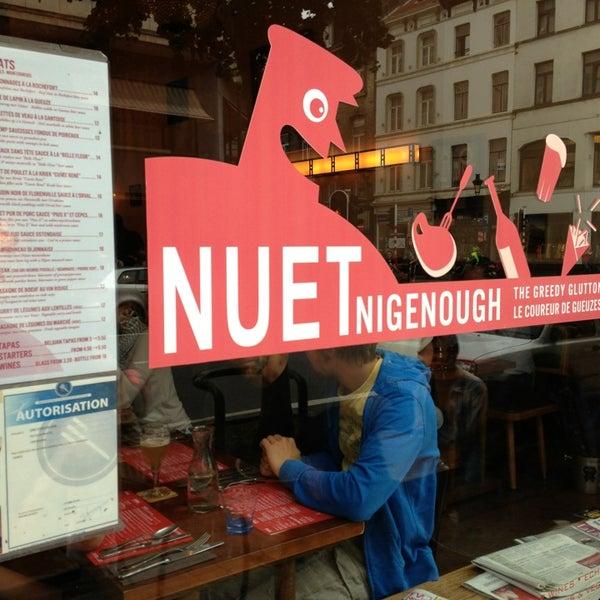 Photo prise au Nüetnigenough par Rob G. le8/10/2013
