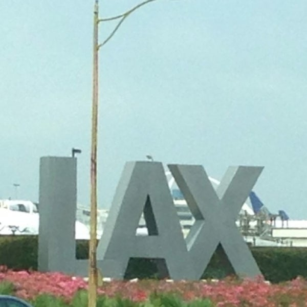 Photo taken at Los Angeles International Airport (LAX) by Teela J. on 7/21/2013