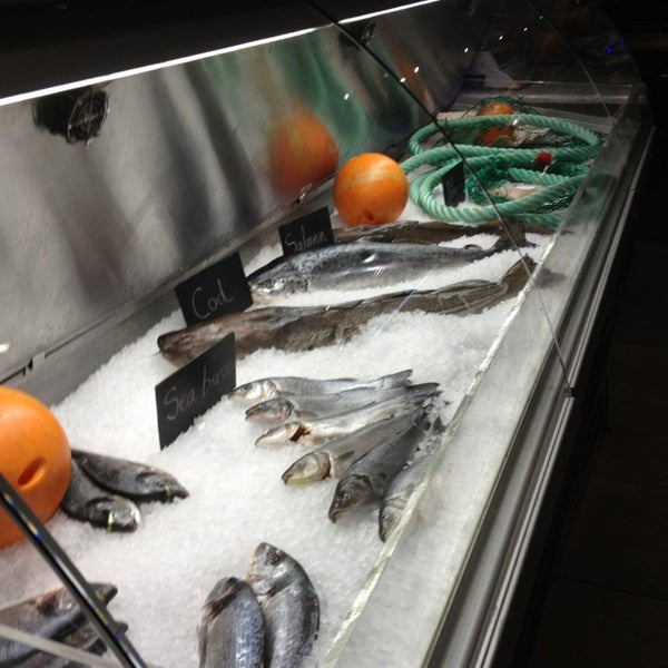 Photo taken at Cape Town Fish Market by 狮 李. on 1/1/2013