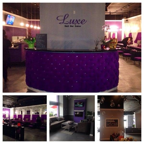 Photos at Luxe Nail Bar Salon - 2316 Main St