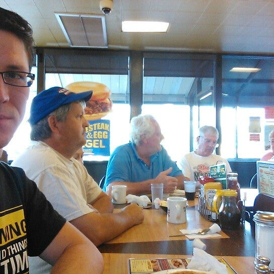 Photo taken at Waffle House by Jeff W. on 7/25/2013