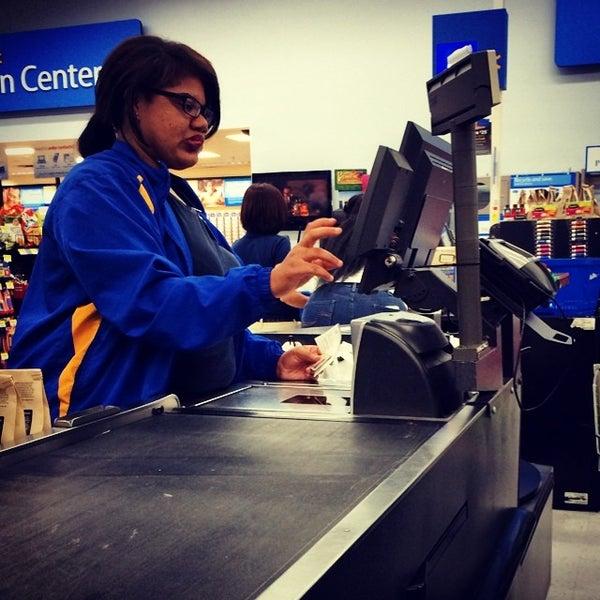Photo taken at Walmart by Nummy M. on 6/24/2014