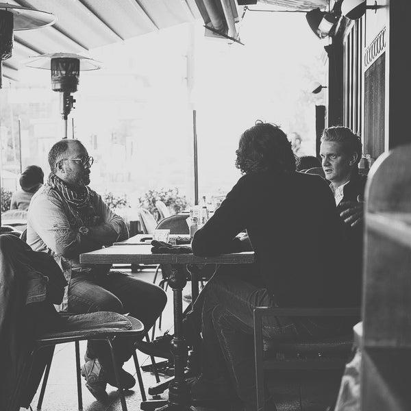1/13/2016 tarihinde Abdi A.ziyaretçi tarafından Faros Restaurant'de çekilen fotoğraf