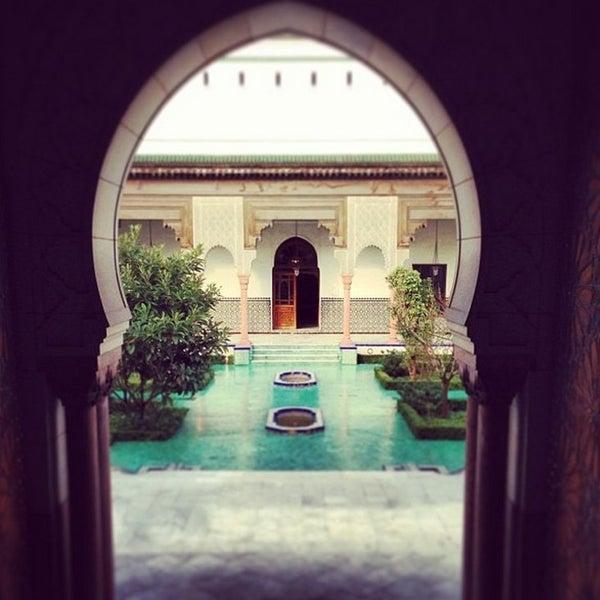 Hammam de la mosqu e de paris spa in paris - Mosquee de paris salon de the horaires ...