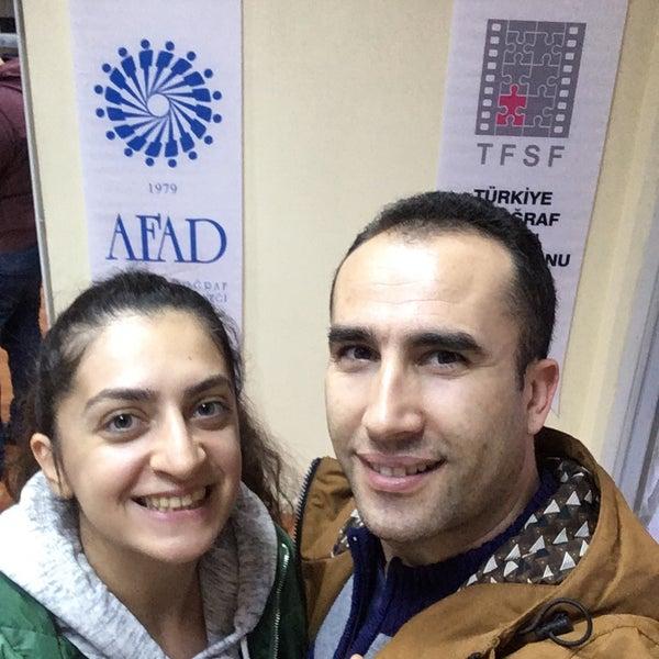 1/27/2018 tarihinde Mustafa Erhan N.ziyaretçi tarafından AFAD'de çekilen fotoğraf