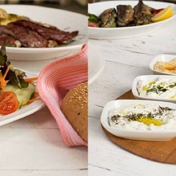 Çok lecker! Ich empfehle eine kleine Auswahl an mezze und pirzola als Hauptgang :))