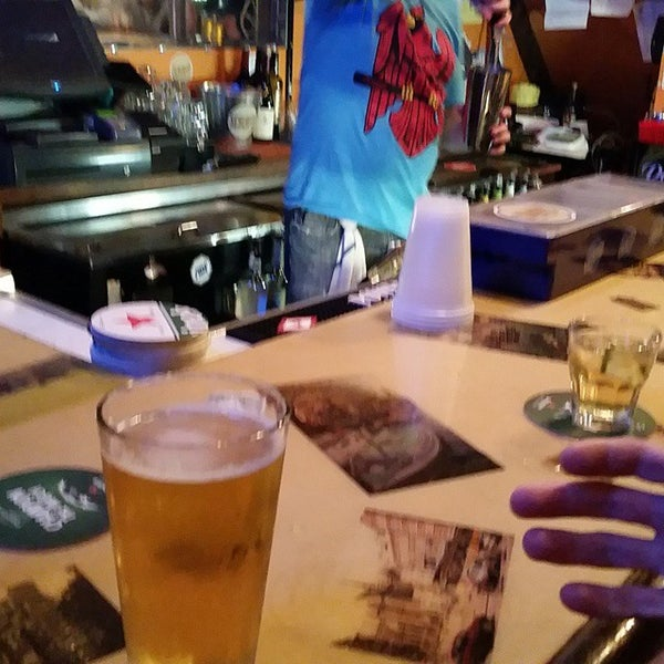 Photo taken at Amsterdam Tavern by James C. on 5/13/2015