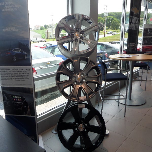 Photo Taken At Apple Chevrolet Of Red Lion By Apple Chevrolet Of Red Lion  On 2