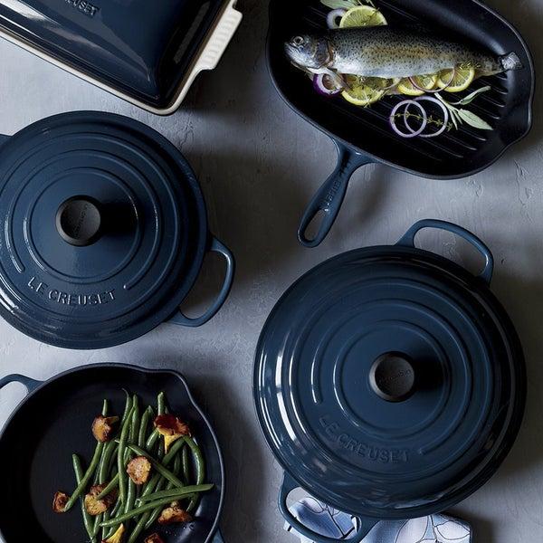 Готовить для любимых так приятно! С посудой Le Creuset приготовление любимых блюд становится истинным удовольствием 😌