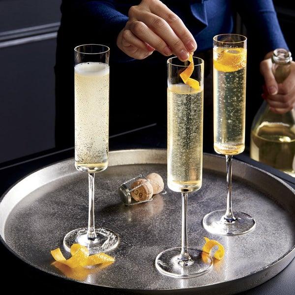 Утончённые бокалы Edge украсят вашу новогоднюю вечеринку!