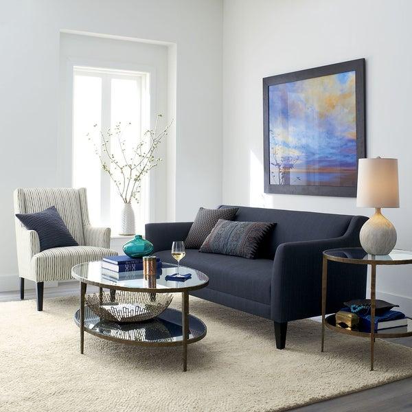 Стильная и классическая мебель различных форм и расцветок из новой коллекции ждет вас в магазине Crate and Barrel