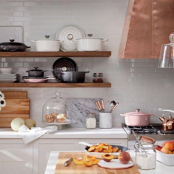 Когда окружающая атмосфера каждый день дарит новые идеи для творчества и силы для кулинарных подвигов.