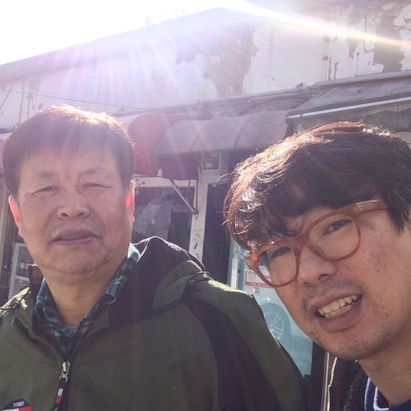 Photo taken at 하단 by Hwa Seek J. on 12/12/2015