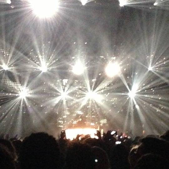 Photo taken at Hammerstein Ballroom by Guillermo Y. on 10/22/2012