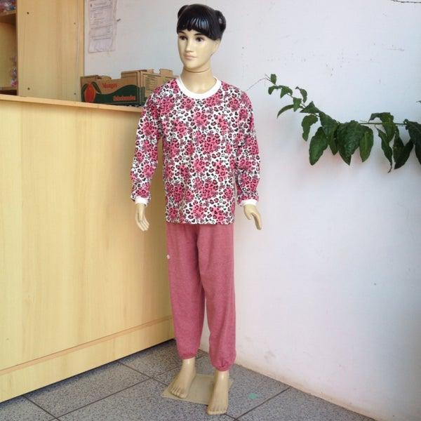 Pijama de onça