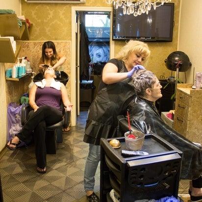 Venetian hair salon gramercy park 157 3rd ave for A b beauty salon houston