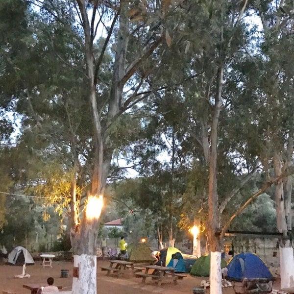 8/28/2018 tarihinde Büşra Y.ziyaretçi tarafından Azmakbasi Camping'de çekilen fotoğraf
