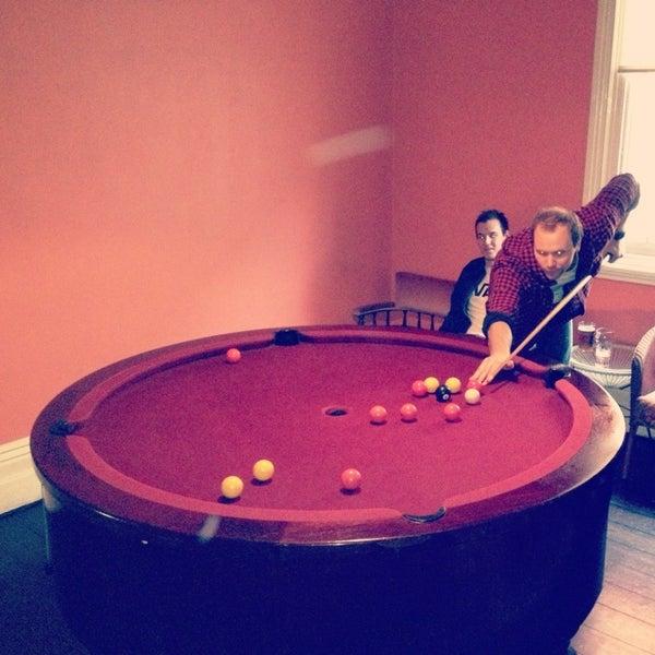 Photos At Amelia Shaw Cocktail Bar - Circular pool table