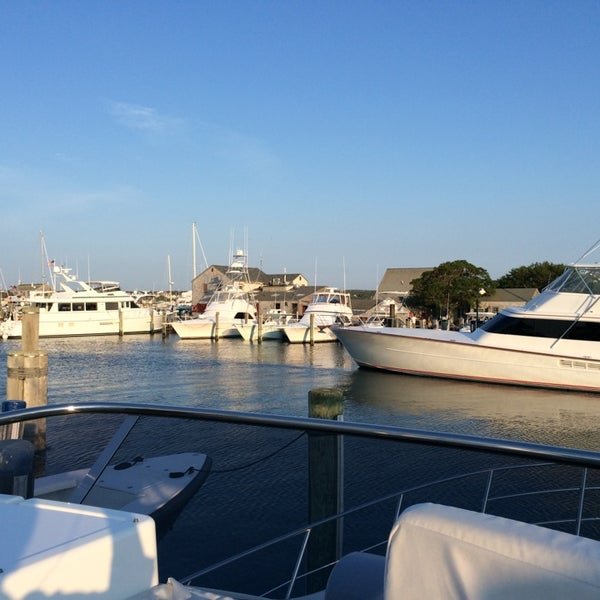 Photo taken at Nantucket Boat Basin by Laura D. on 7/22/2014
