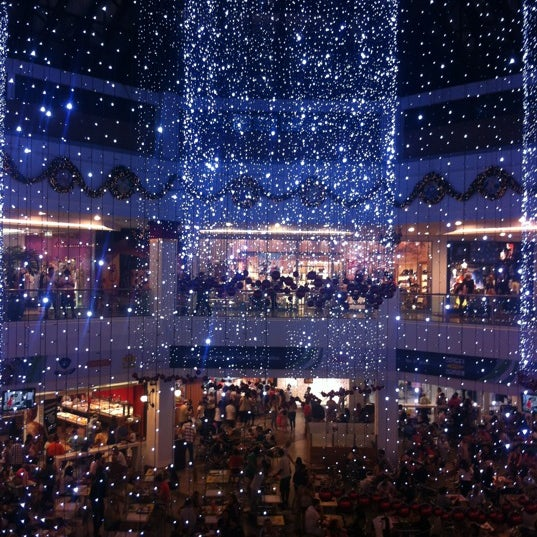 Foto tirada no(a) Via Parque Shopping por Wallace N. em 11/20/2012