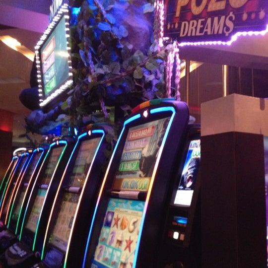 Photo taken at Casino Dreams by Fernanda D. on 10/3/2012