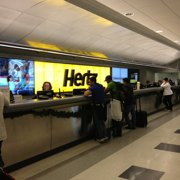 hertz - miami international airport - 27 tips from 2367
