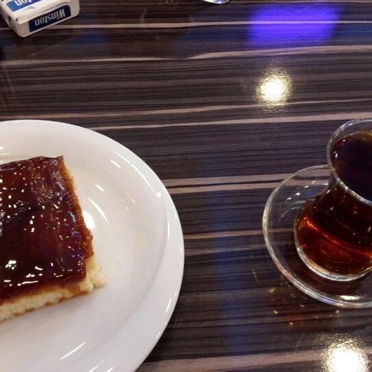 Photo taken at Demiryas Pastanesi by Hakan Y. on 3/8/2015