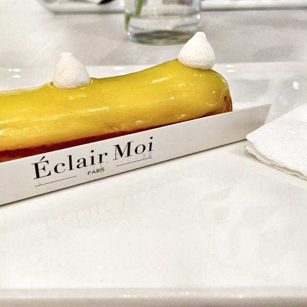 Foto tirada no(a) Éclair Moi Paris por Bruno C. em 8/16/2015