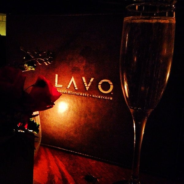 Photo taken at Lavo by ANDRO N. on 2/15/2013