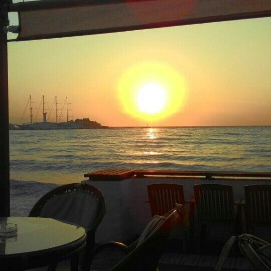 9/14/2015 tarihinde TC Necdet I.ziyaretçi tarafından Cafe Marin'de çekilen fotoğraf
