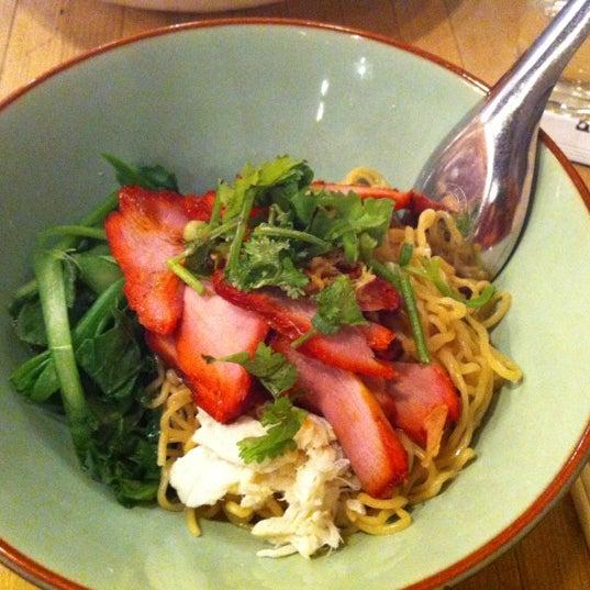 Foto tomada en Pure Thai Cookhouse por May M. el 7/10/2012