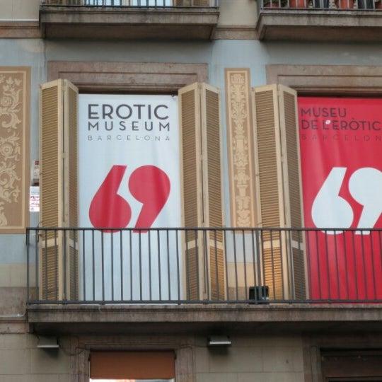 Foto tomada en Museu de l'Eròtica por AA M. el 5/14/2013