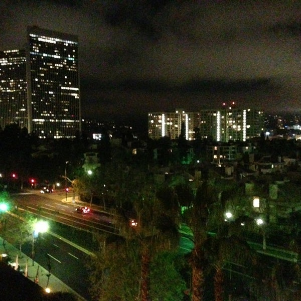 Photo taken at InterContinental Los Angeles Century City by Andrey👀 on 3/31/2013