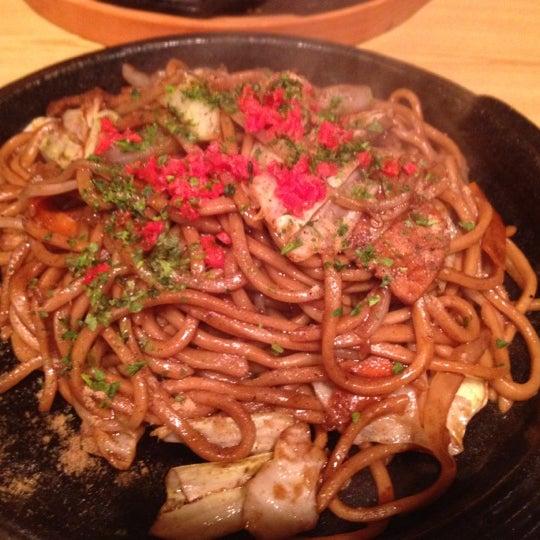 10/18/2012にgerorinが焼きそばのまるしょう 豊四季本店で撮った写真
