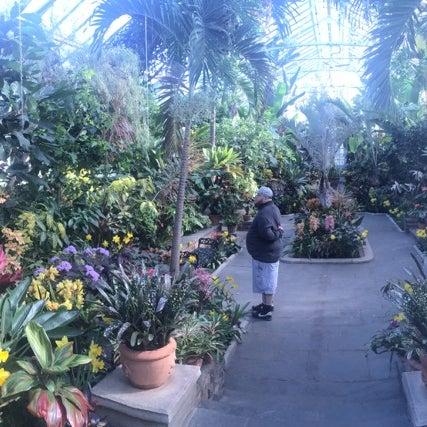 Photo taken at Planting Fields Arboretum by Annie W. on 3/20/2017