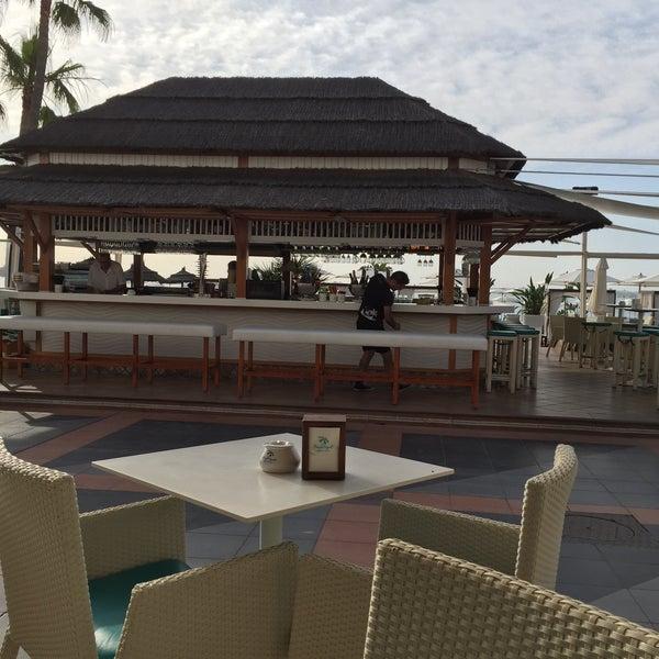Foto tomada en Playa Miguel Beach Club por Leo v. el 5/26/2016