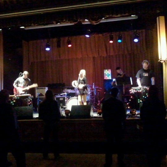 Photo taken at The Beachland Ballroom & Tavern by Pattie S. on 2/9/2013