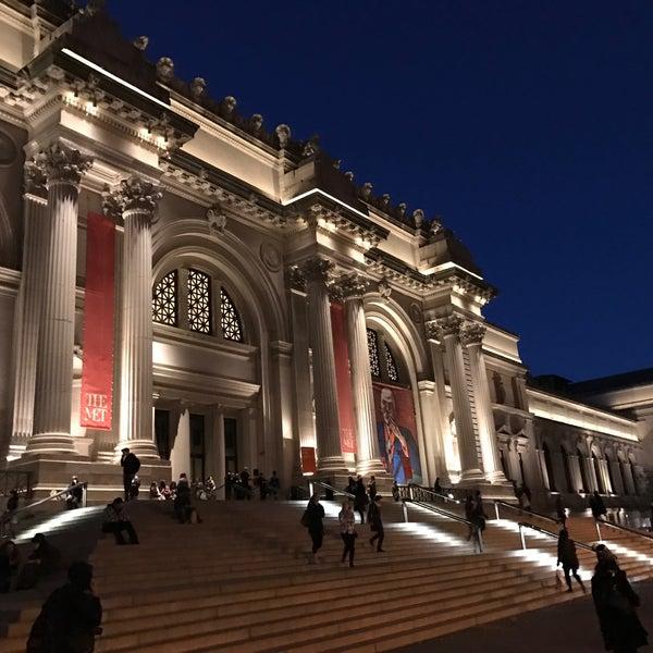 Photo taken at Metropolitan Museum of Art by Ondrej P. on 11/11/2016