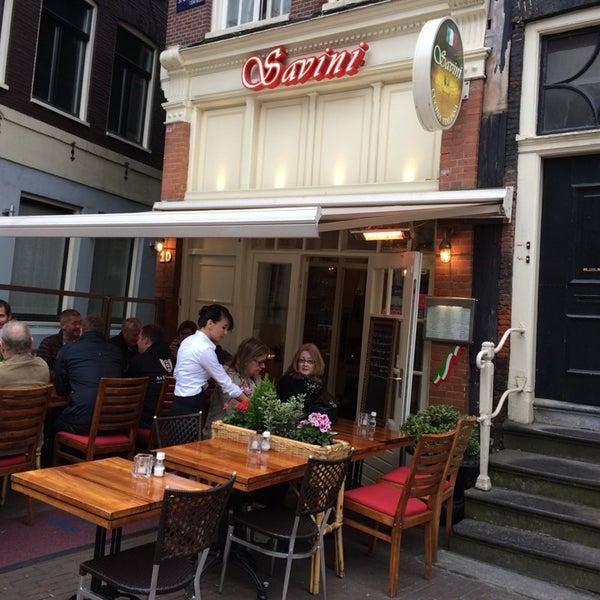 Amsterdam for Seafood bar van baerlestraat amsterdam