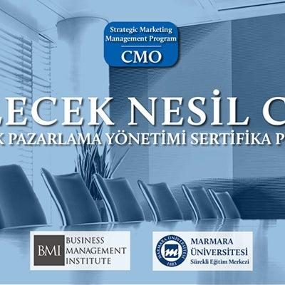 CMO Akademi | 1. Dönem - Gelecek Nesil CMO | 21 Mart 2015'te Başlıyor!