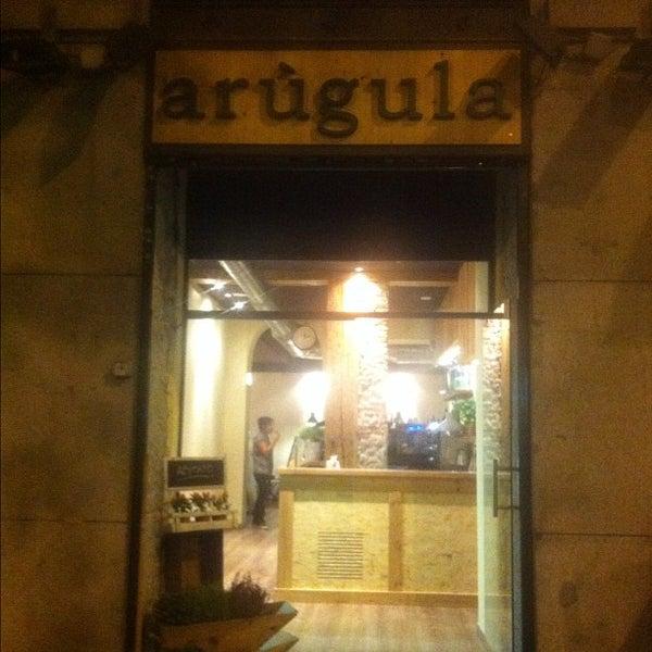 Foto tomada en Arùgula por Miriam Elena S. el 10/23/2012
