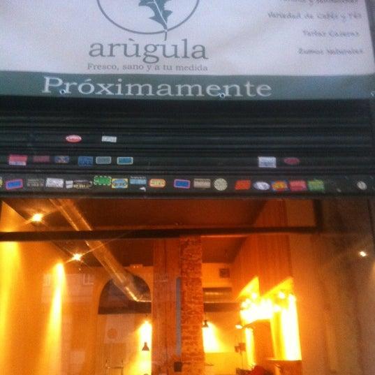 Foto tomada en Arùgula por Miriam Elena S. el 10/13/2012