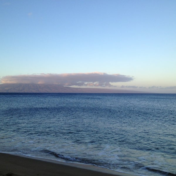 Photo taken at Pacific Ocean by Kathy T. on 2/5/2013