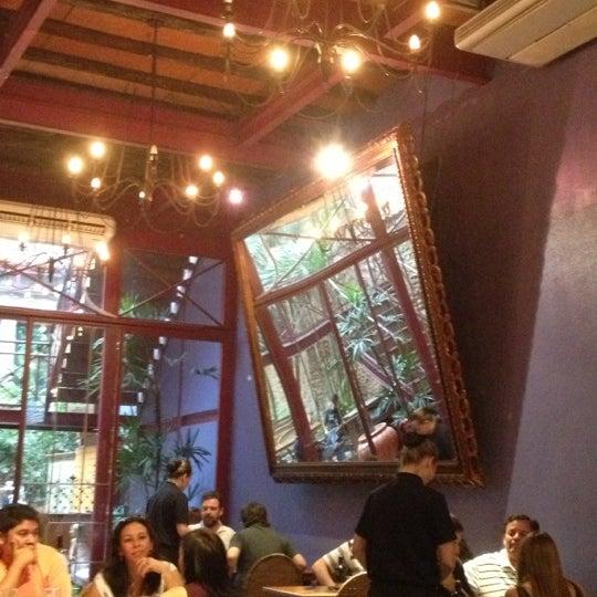 Photo taken at Cais do Oriente by Thalita N. on 11/2/2012