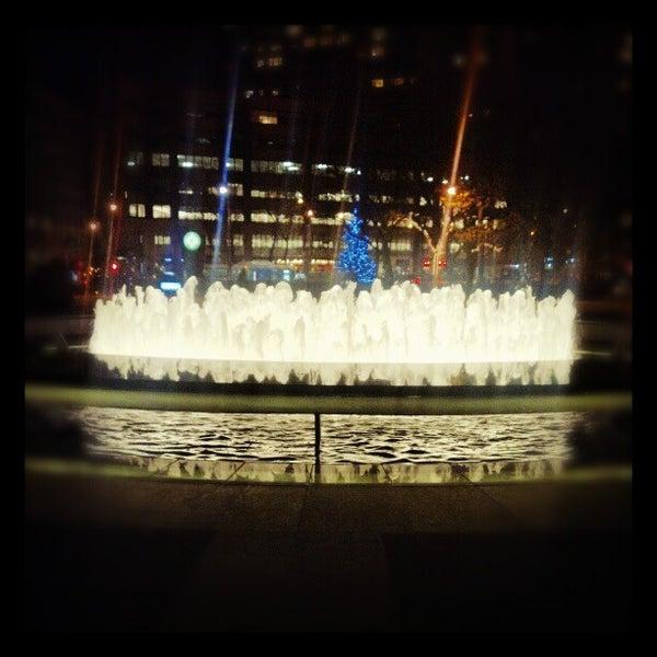 11/29/2012にMike Q.がLincoln Center for the Performing Artsで撮った写真
